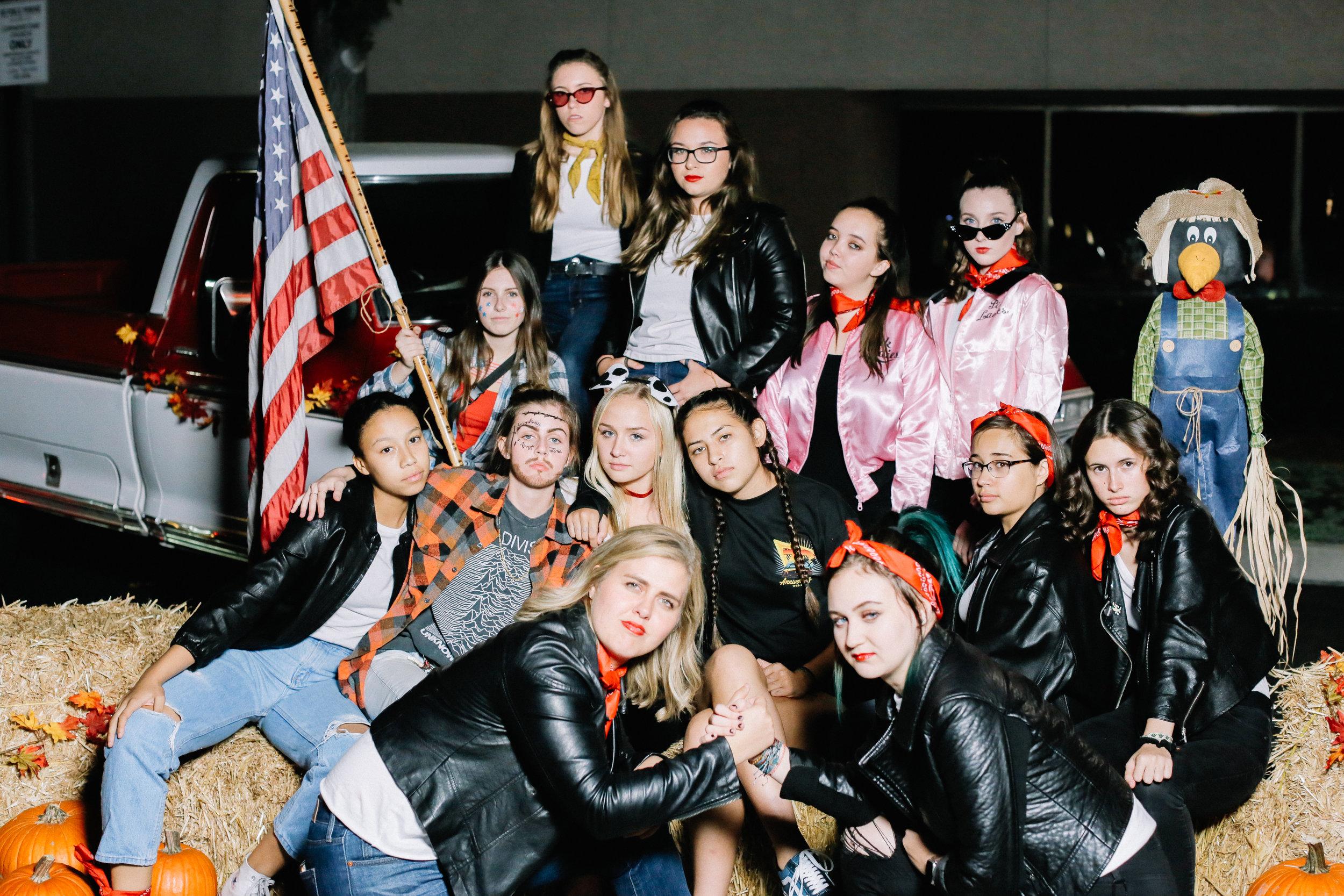 Pumpkin Carving Party 2018 - Fall 2018