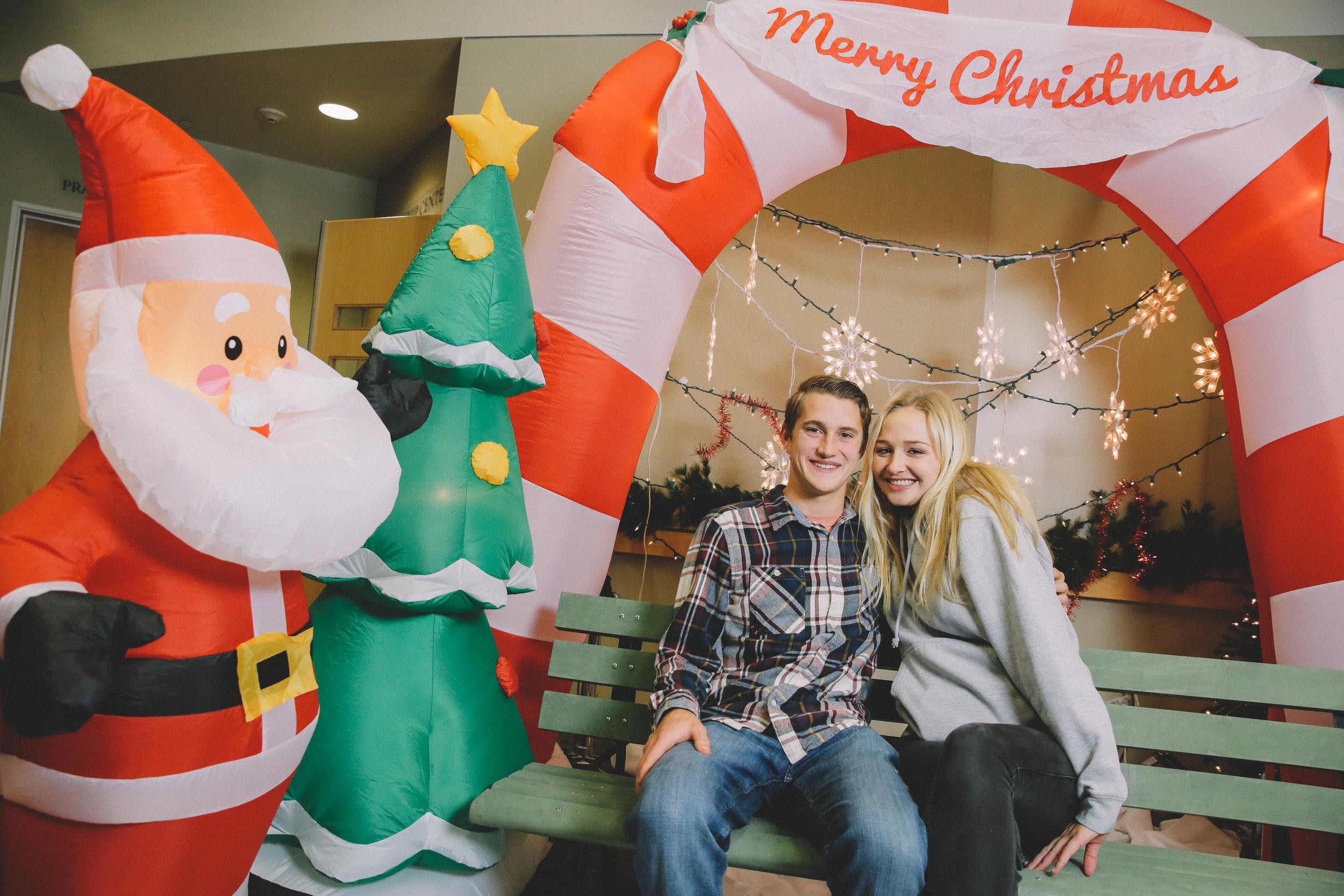 Christmas Photobooth - Winter 2018