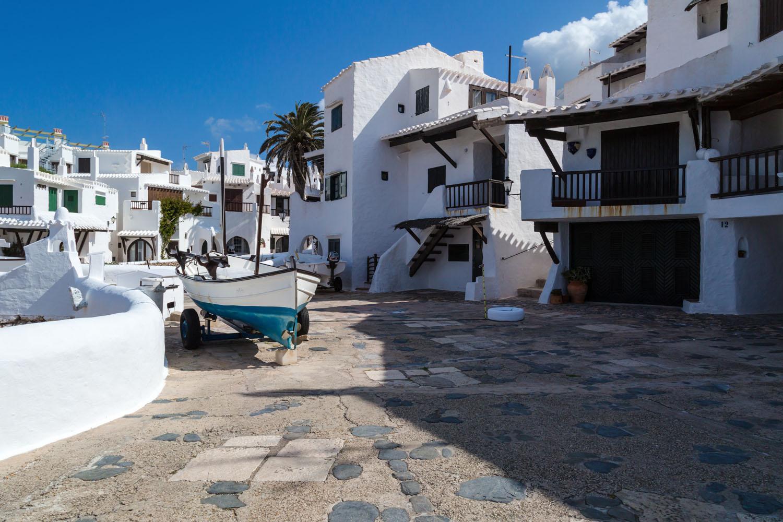 Binibequer Menorca, Spain