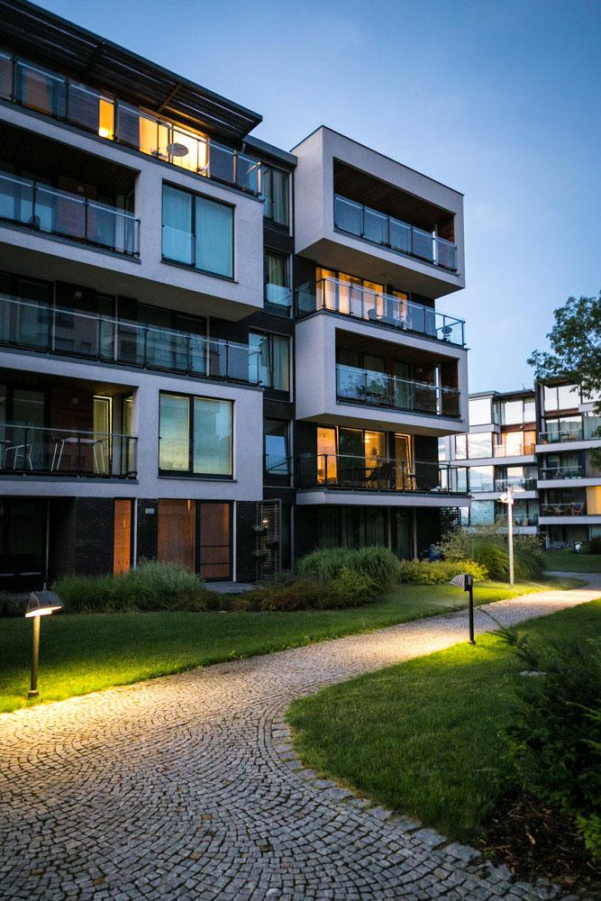 Building Residency, Prague