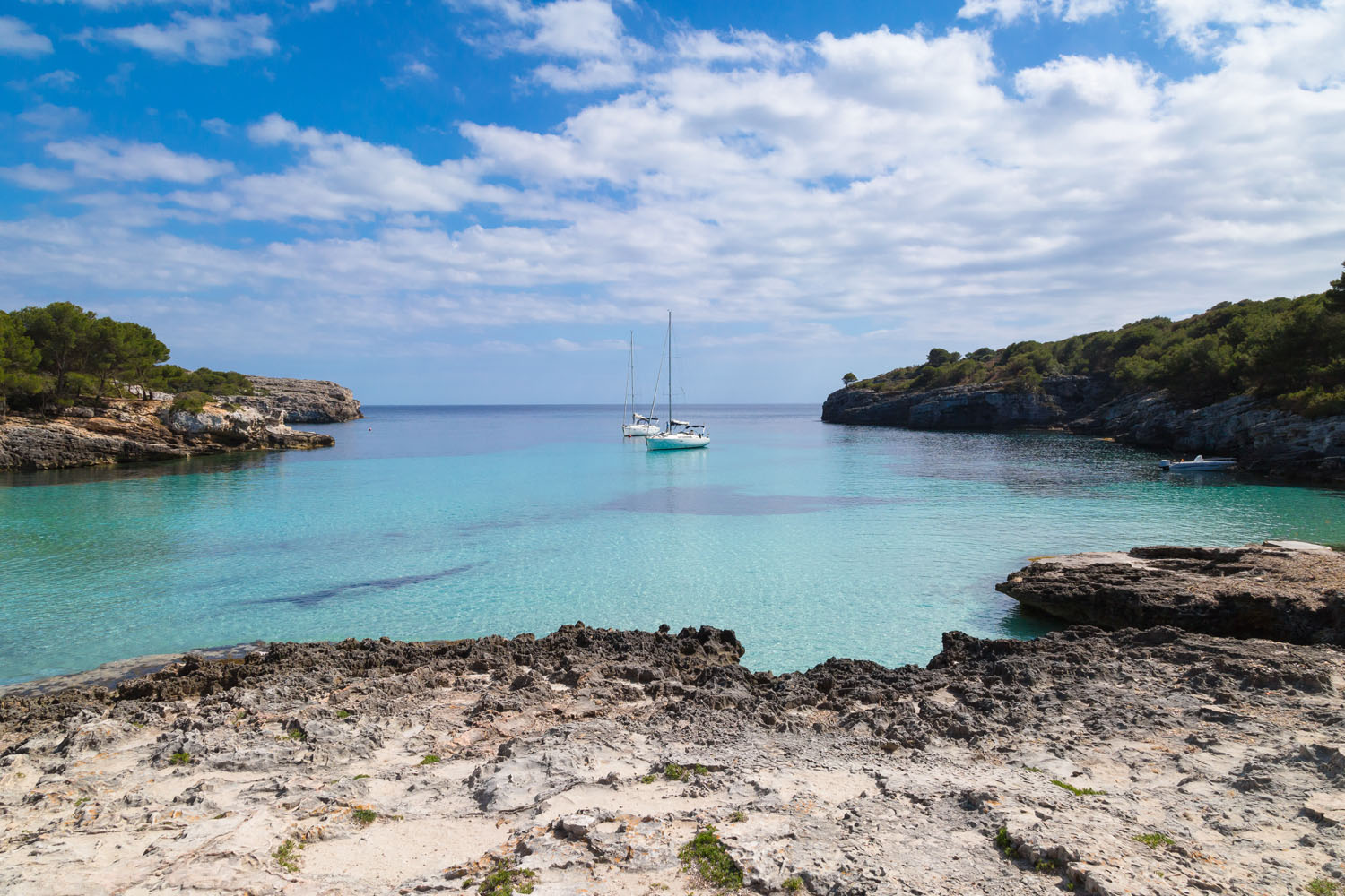 Menorca beach, Spain