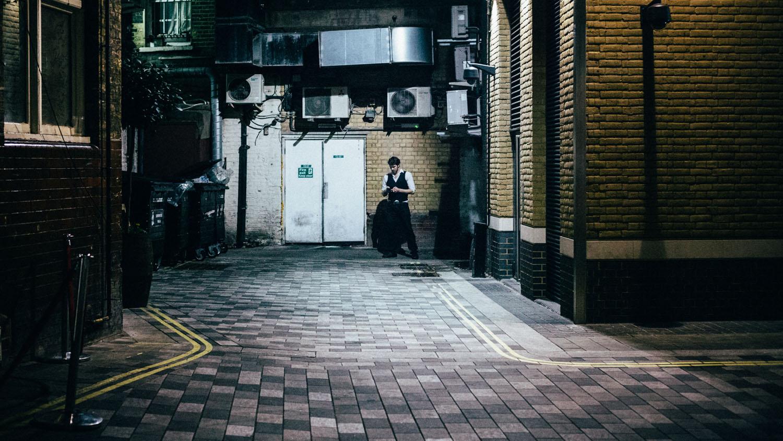 Soho, London UK