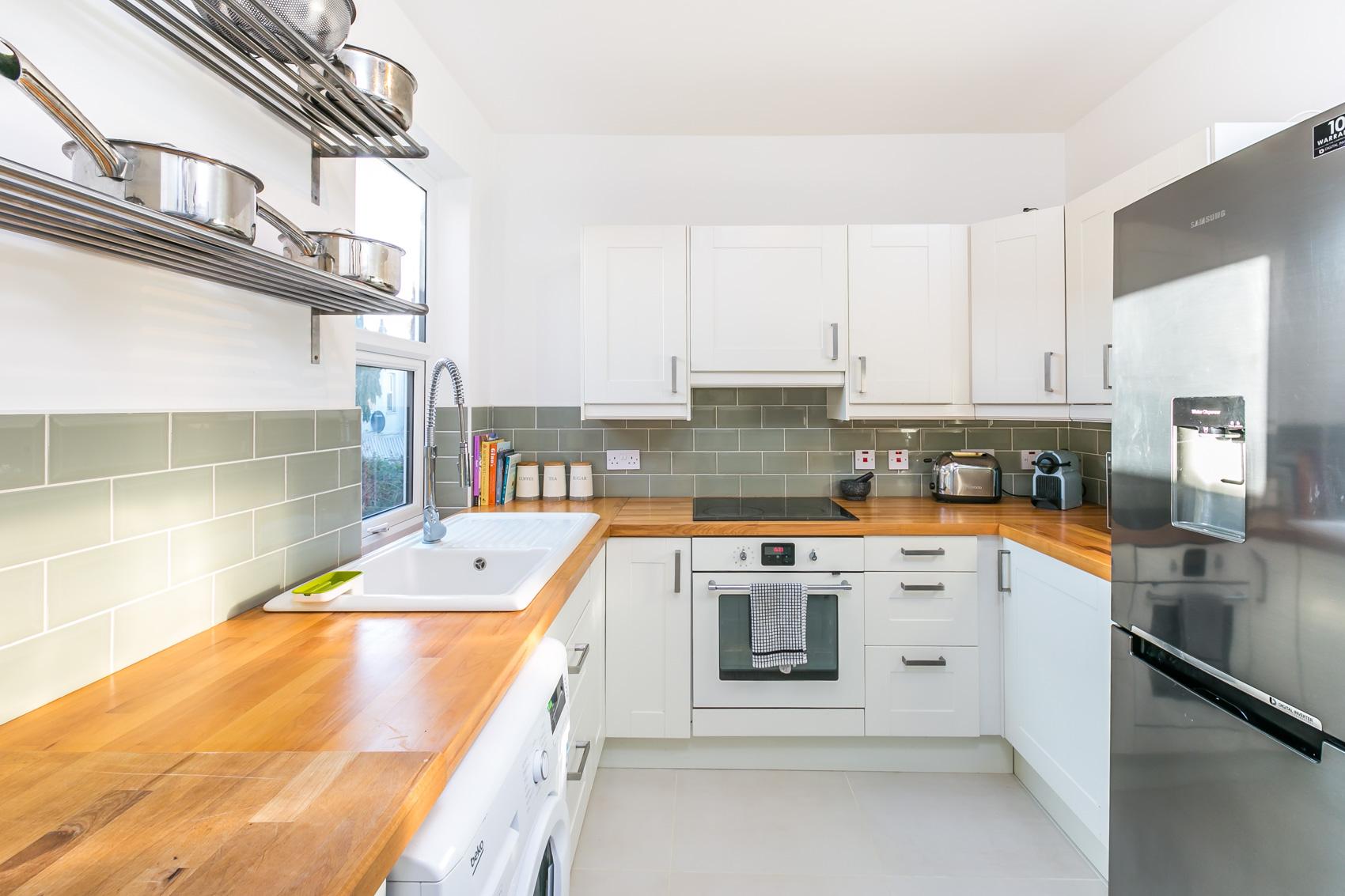 London Interior Kitchen Flat