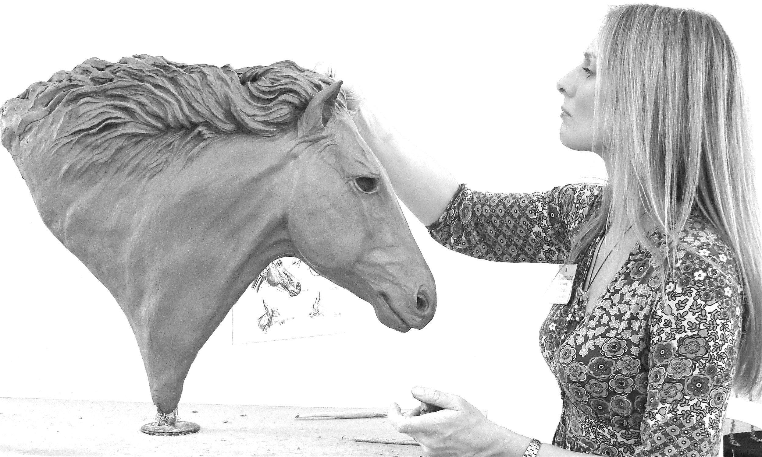 Rosamond Lloyd Sculpture