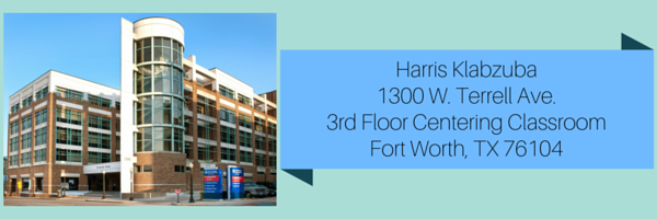 Fort Worth Childbirth Class Building