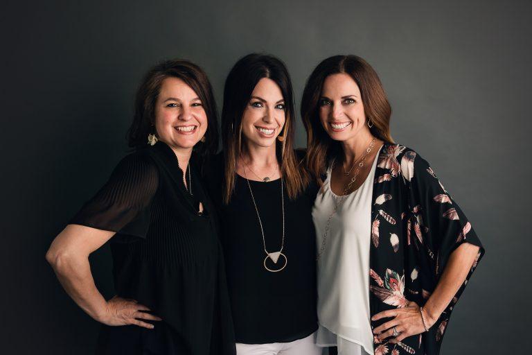 Amy, Kaitlyn & Gina