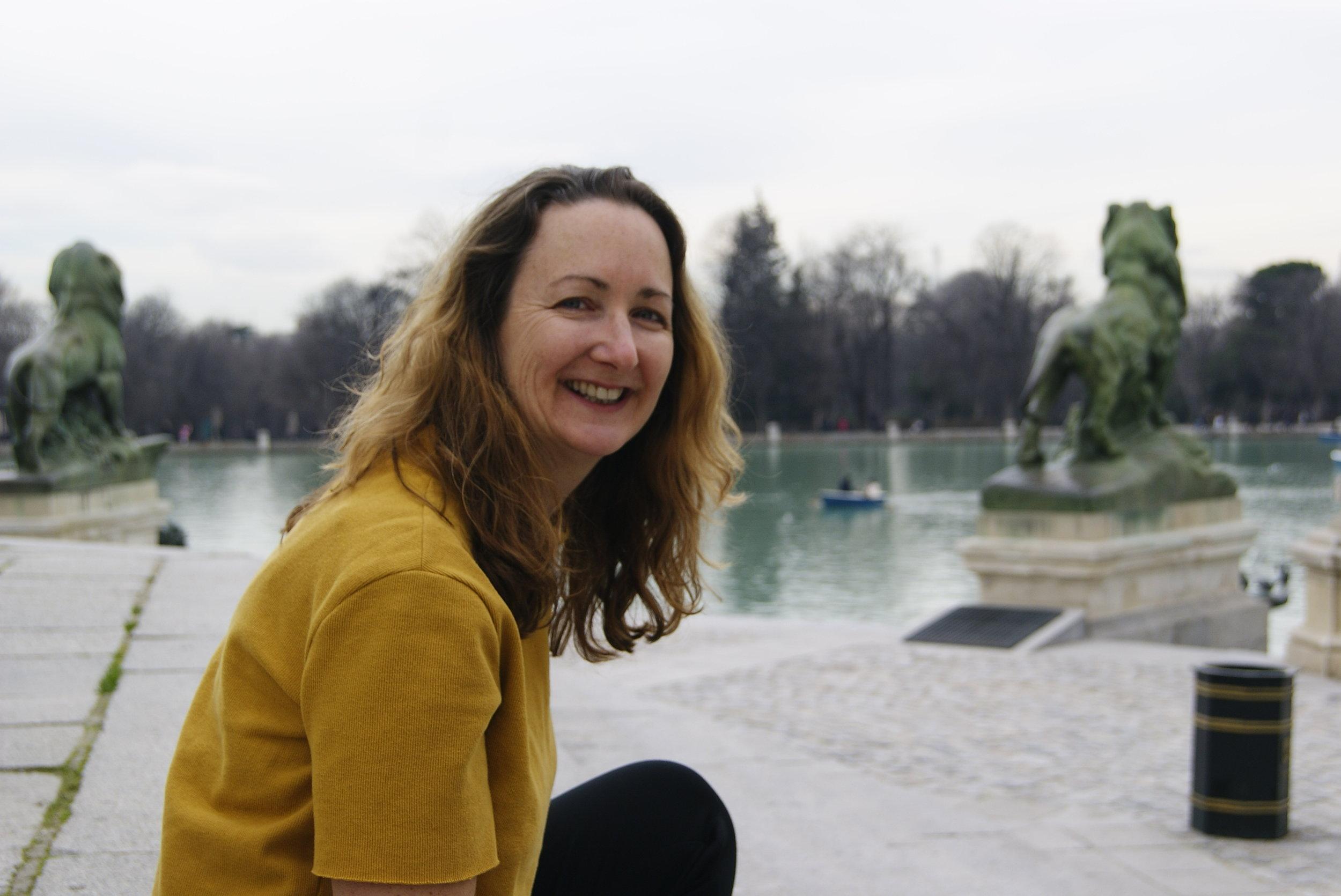 Retiro Park, Madrid.  Photo credit: Sofia Poblete