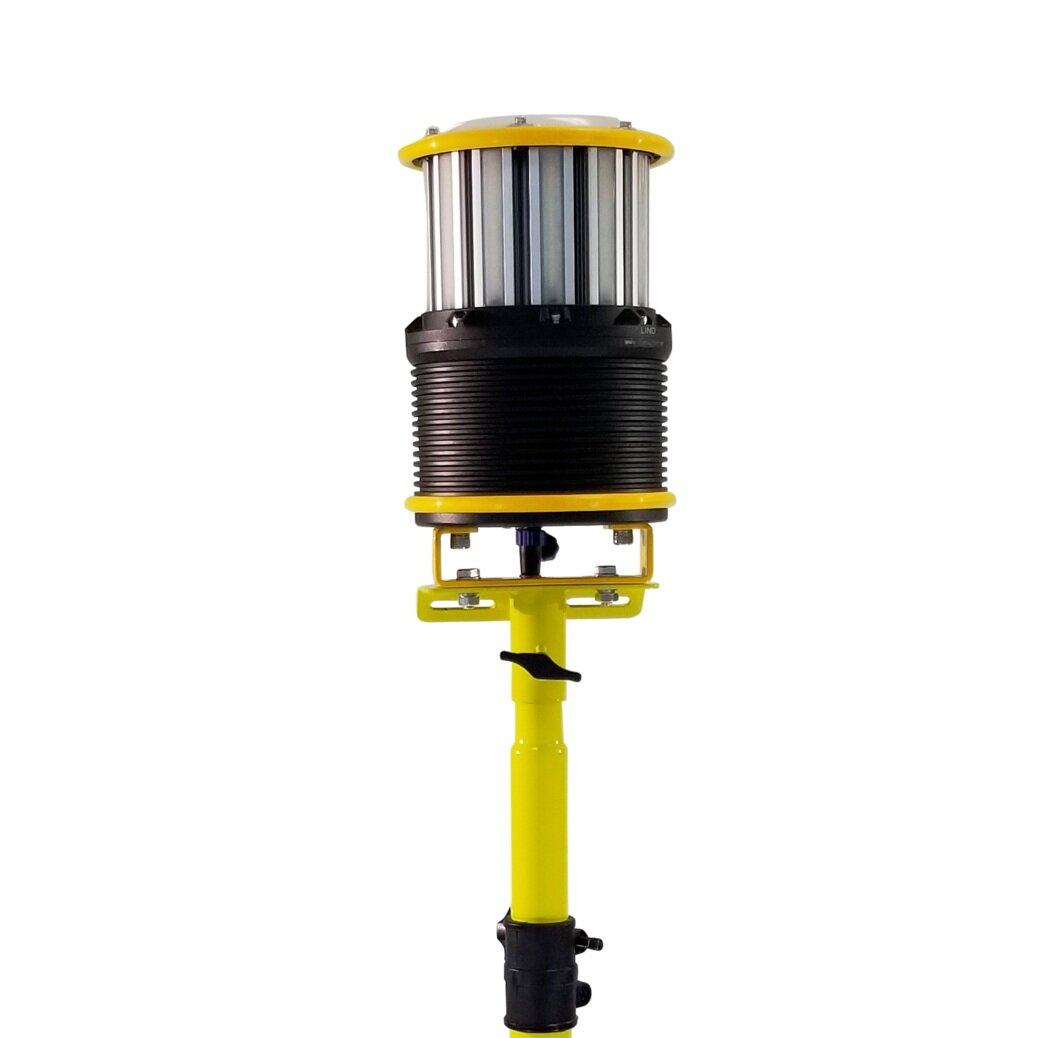Battery-Operated Beacon360 Go - Cordless Battery Operated 360 degree Area Light
