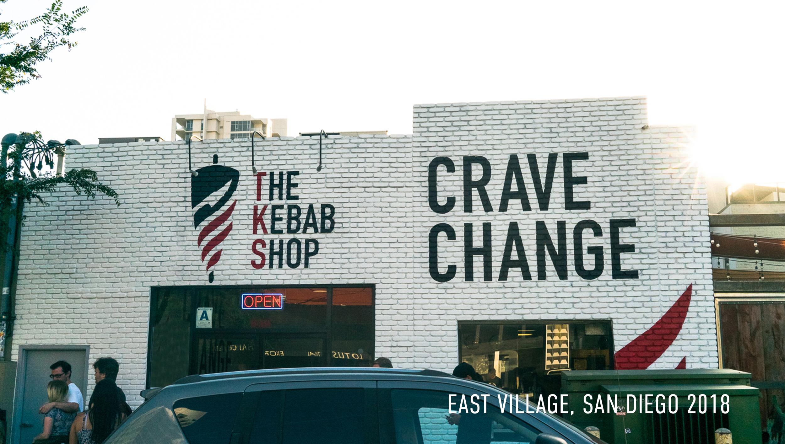 The Kebab Shop Mediterranean For All