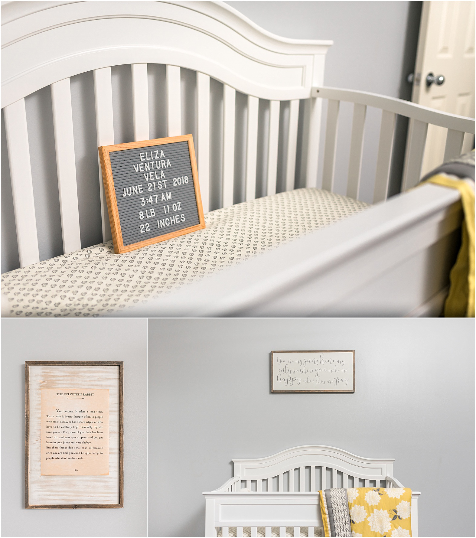 Sugar Land, TX in home newborn lifestyle session with the sweetest baby girl ever and an even sweeter family!
