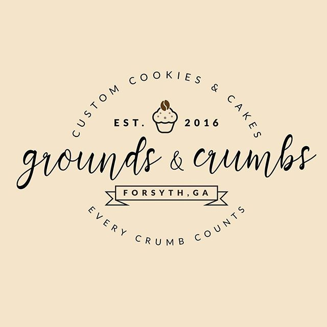 With the perfect blend of creativity and coffee, we've partnered up with @groundsandcrumbs to launch their new logo.  Stay tuned for their new website coming soon.  #kinetikagency #kinetiklogos #logos #branding #digitalmarketing