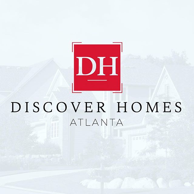 We've partnered up with Discover Homes to create their new logo, with a simplistic and clean approach.  #kinetikagency #kinetiklogos #logos #branding #digitalmarketing