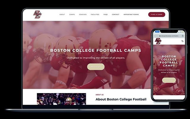 We've completed a fresh new look and feel for ABC Sports Camps with new branding, a new template for their camp and registration websites and their new corporate website - www.abcregistrations.com.  Need a brand refresh or website? DM us today to get a free consultation.