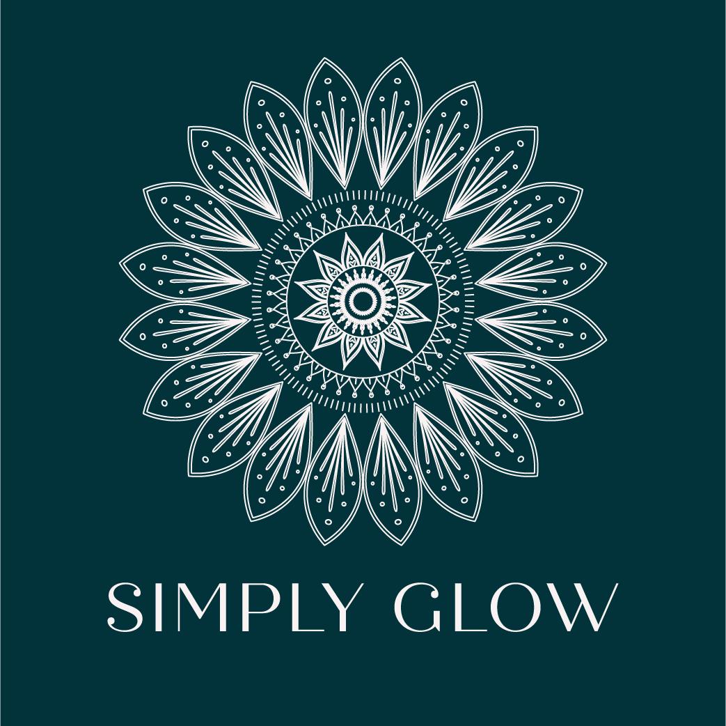 Simply Glow Logo