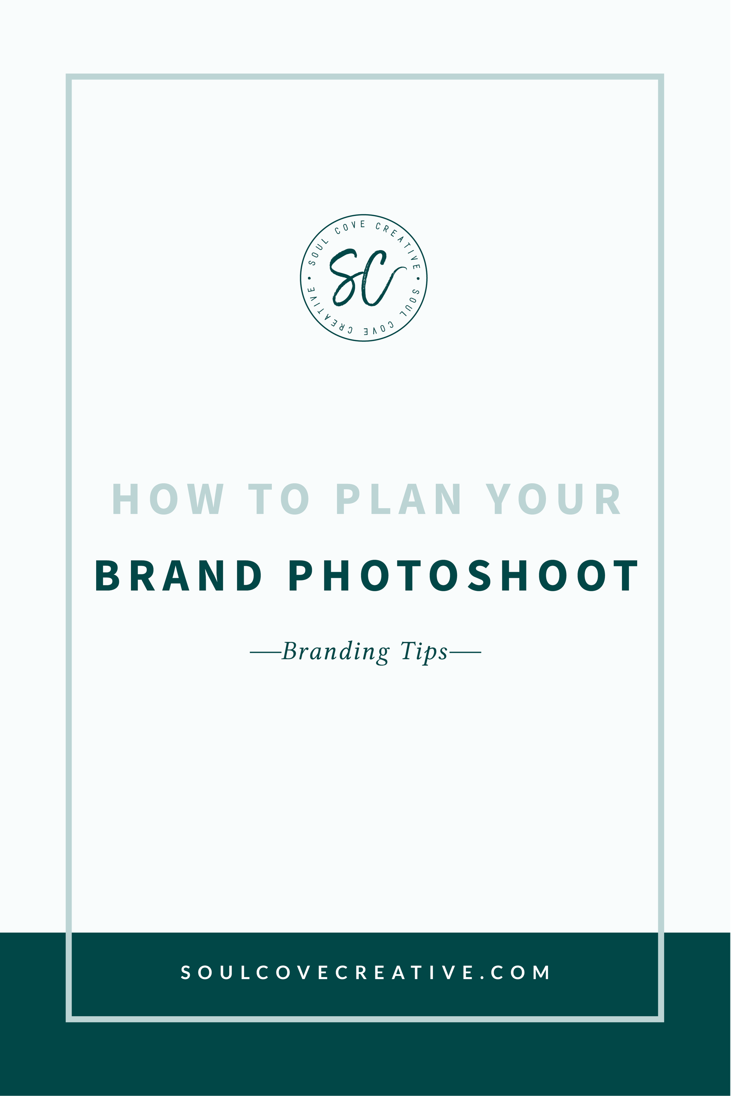 How to Plan your Brand Photoshoot