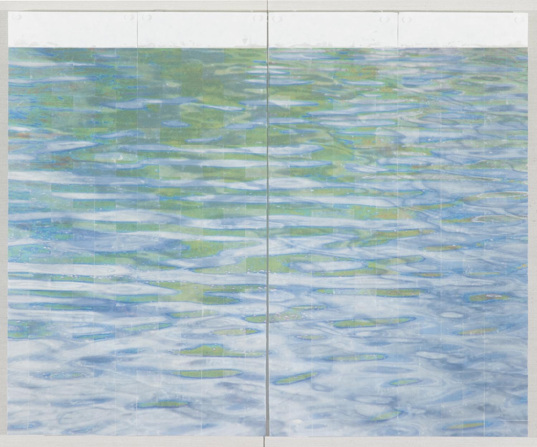 Woven Water II