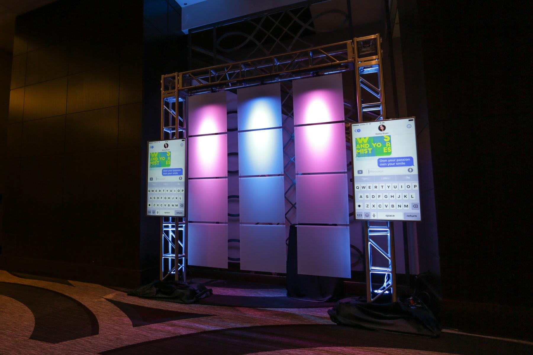 LED Acrylic Display