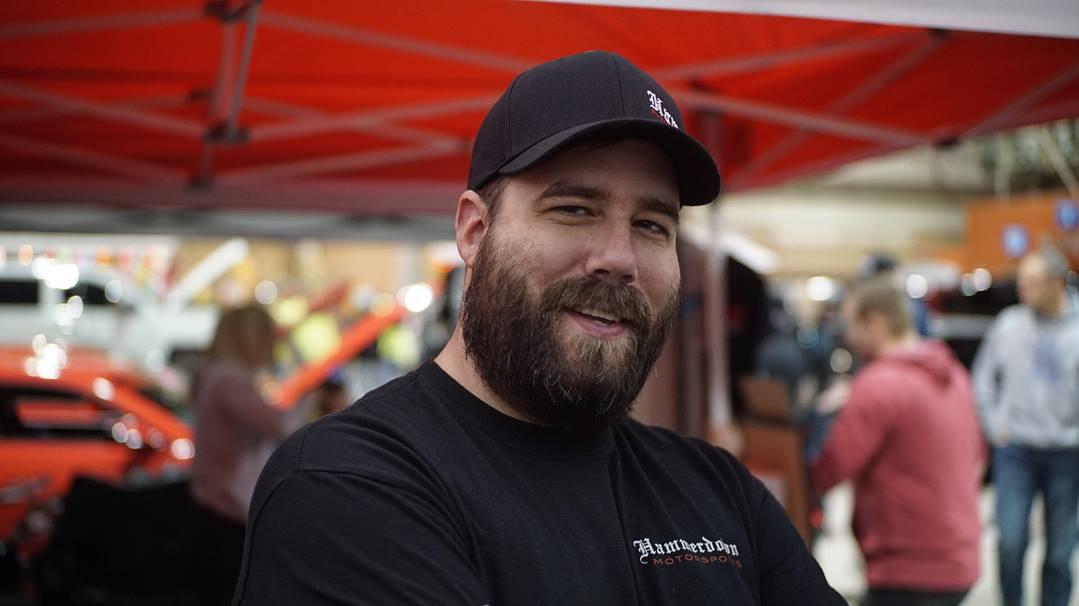 Steve Fast   Founder and Creator of Hammerdown Motorsports