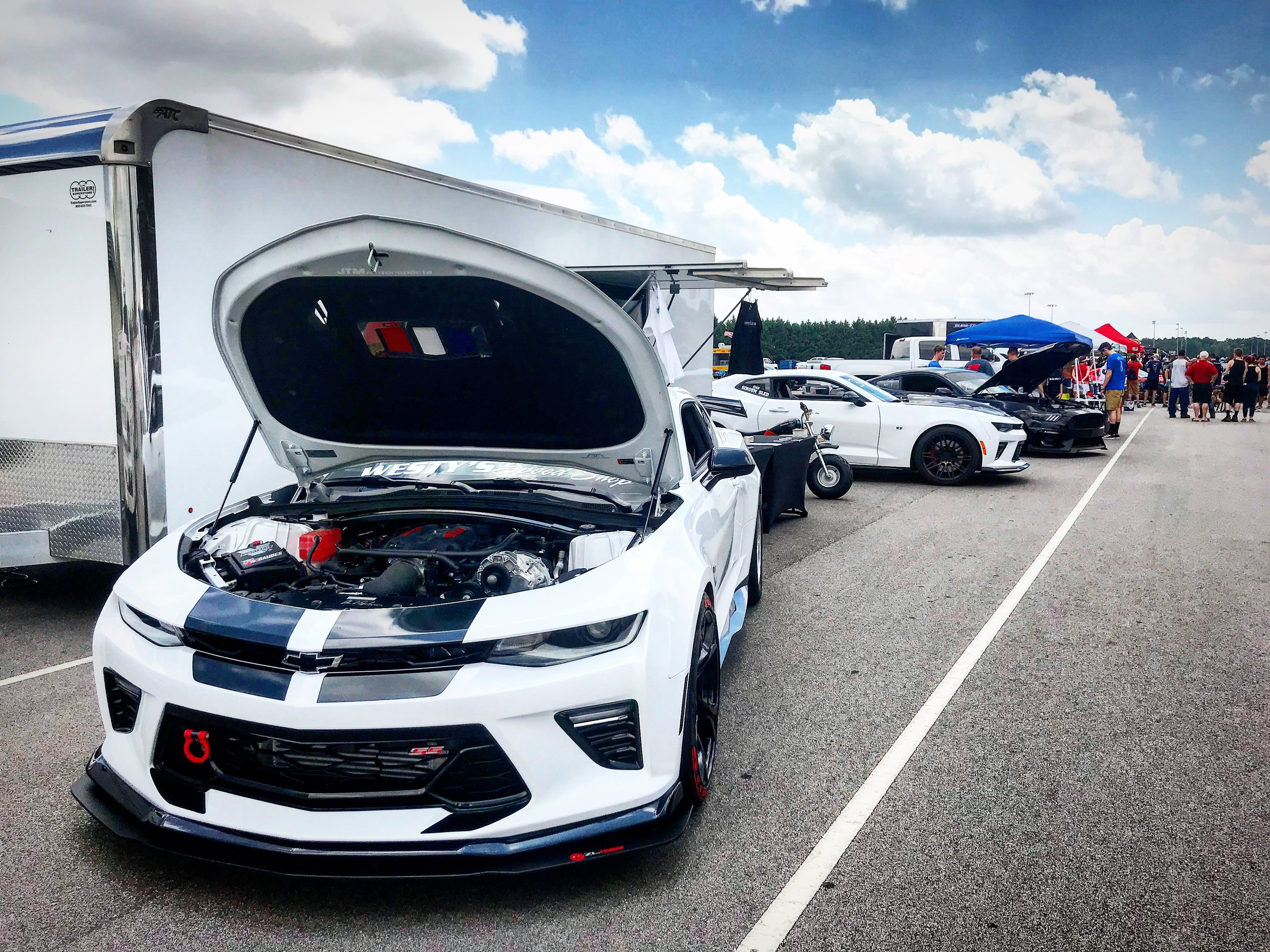 Gallot Motorsports Park NC 2018