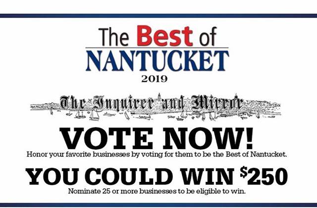 I was nominated for BEST CAKE on Nantucket! Please take a minute to vote for me! @cakenantucket link in bio!