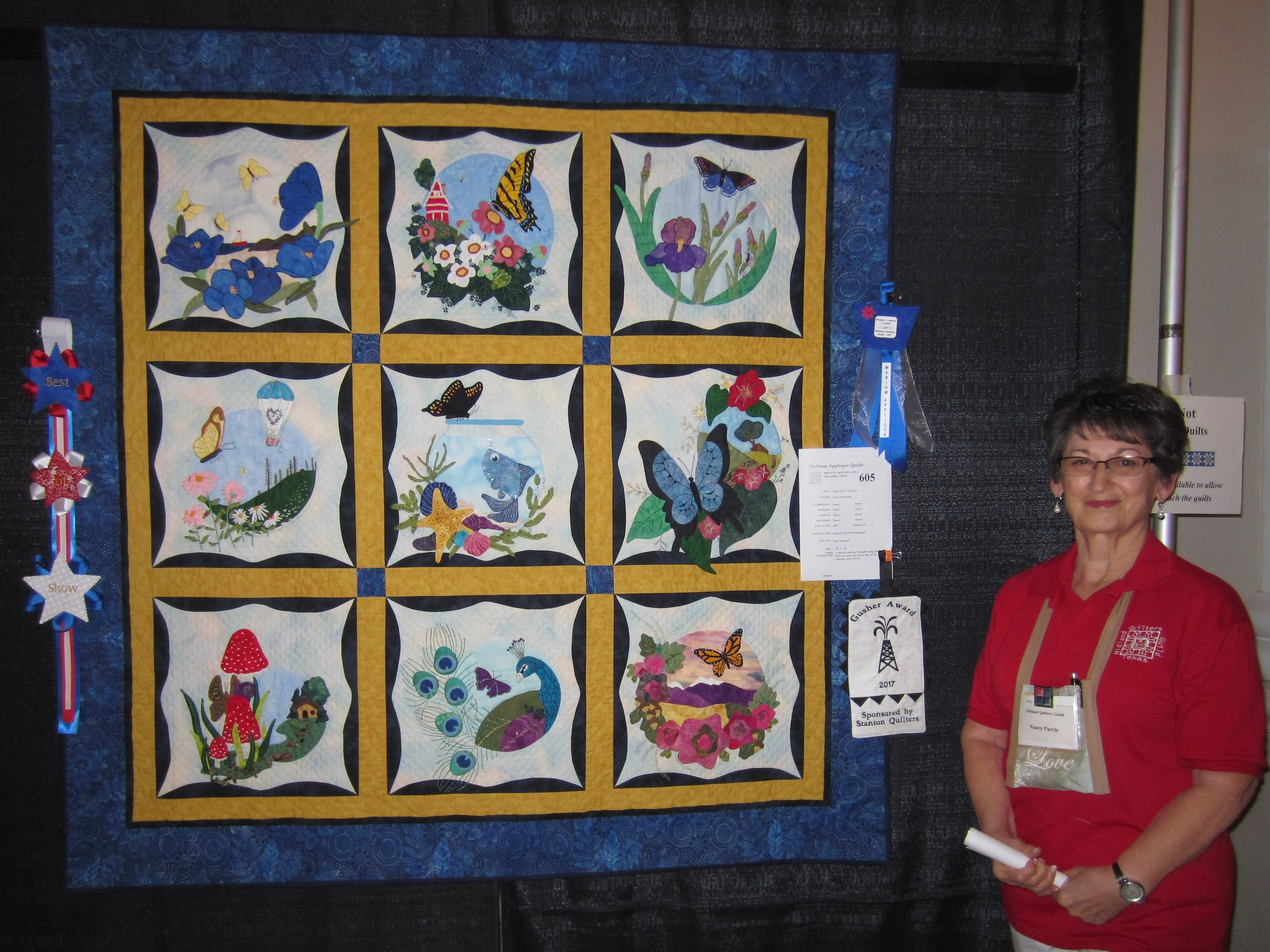 10.07.17 Midland Quilt Show - Best      of Show - Nancy Parris (002).JPG
