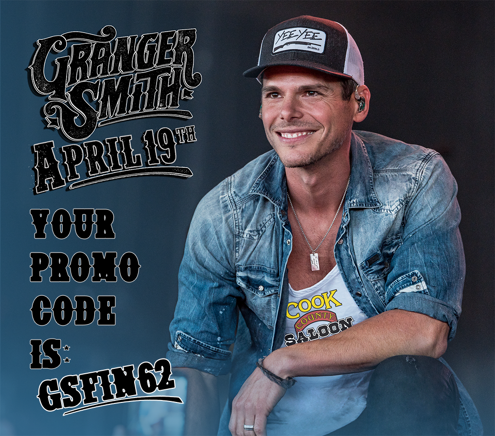 Granger-Smith-website promo code.png
