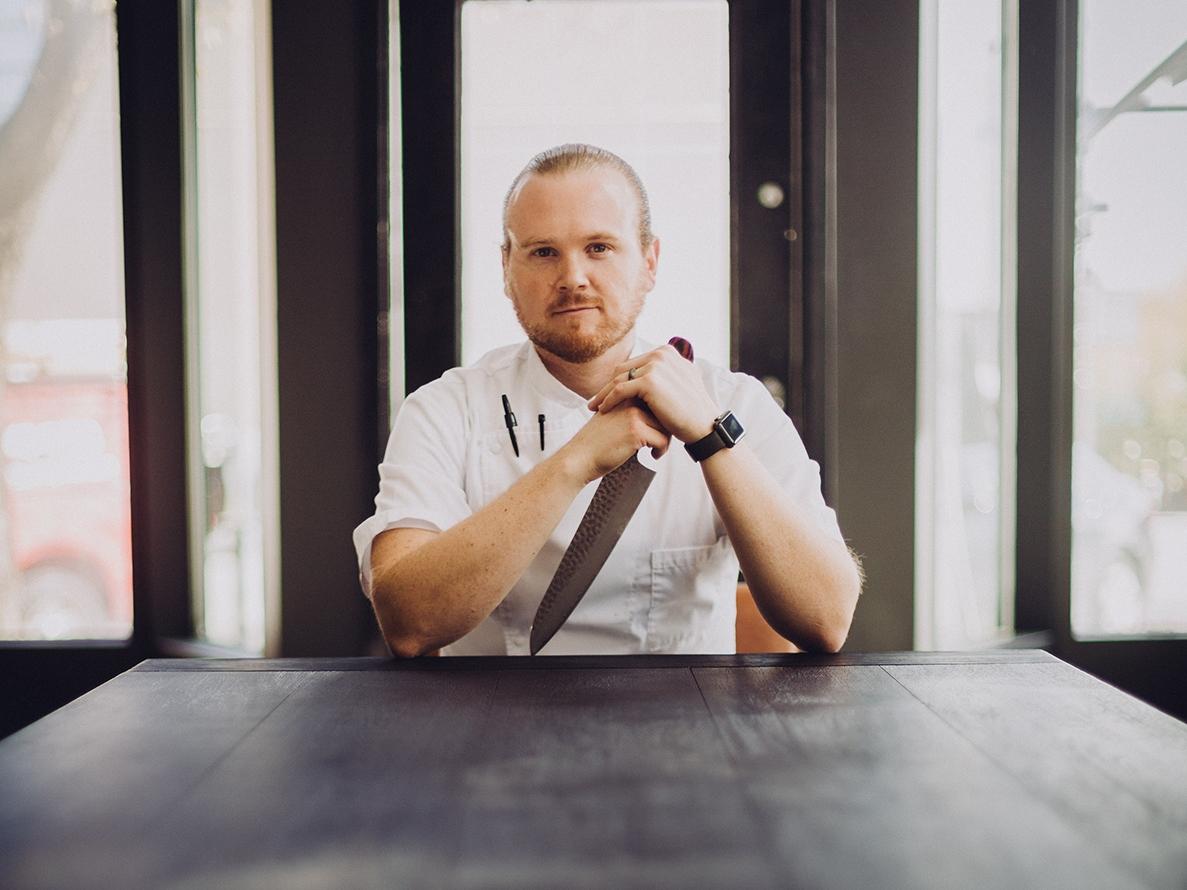 Patrick Micheels - Executive Chef