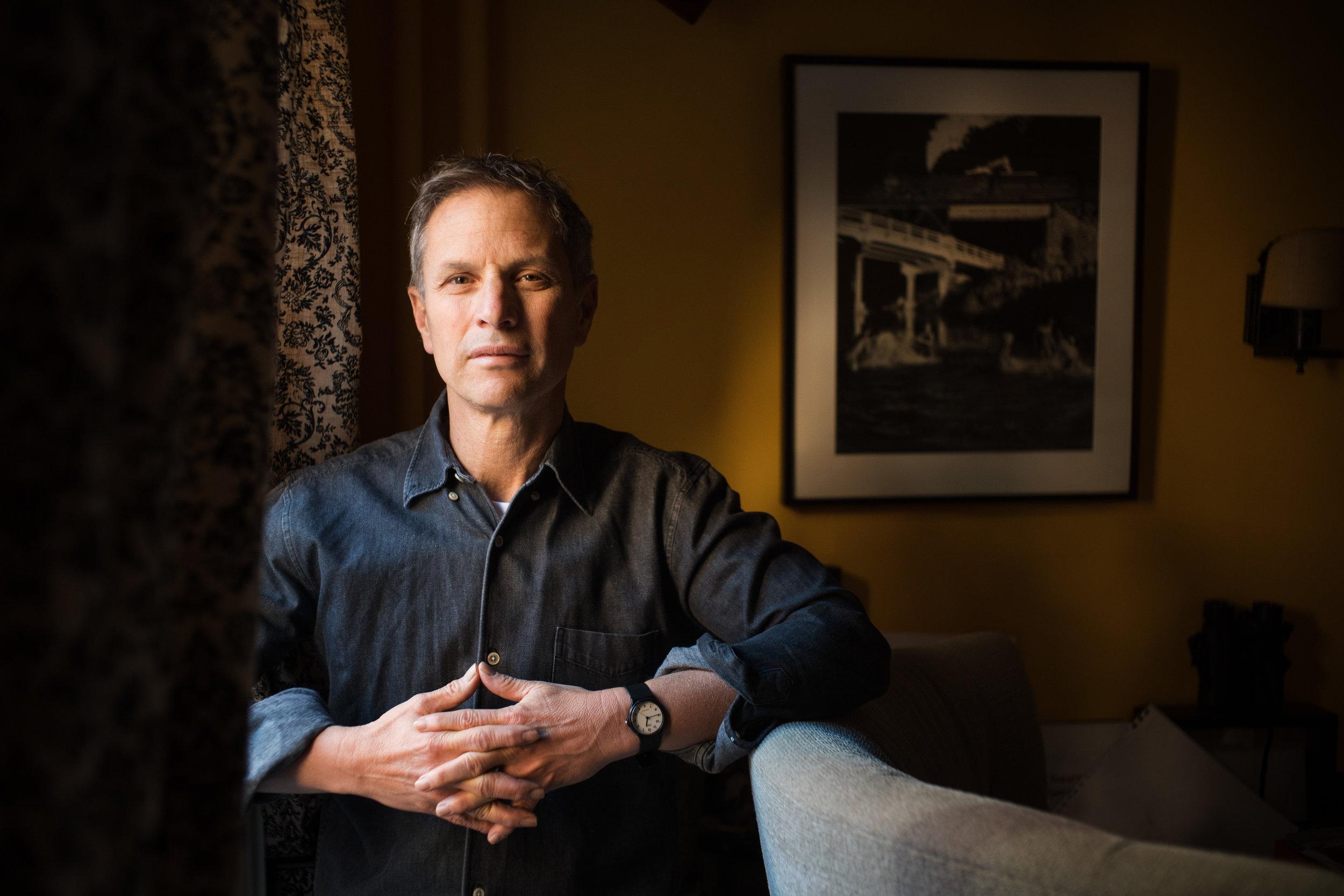 Adam Moss Role: Producer, assigning photo editor Photographer: Todd Heisler
