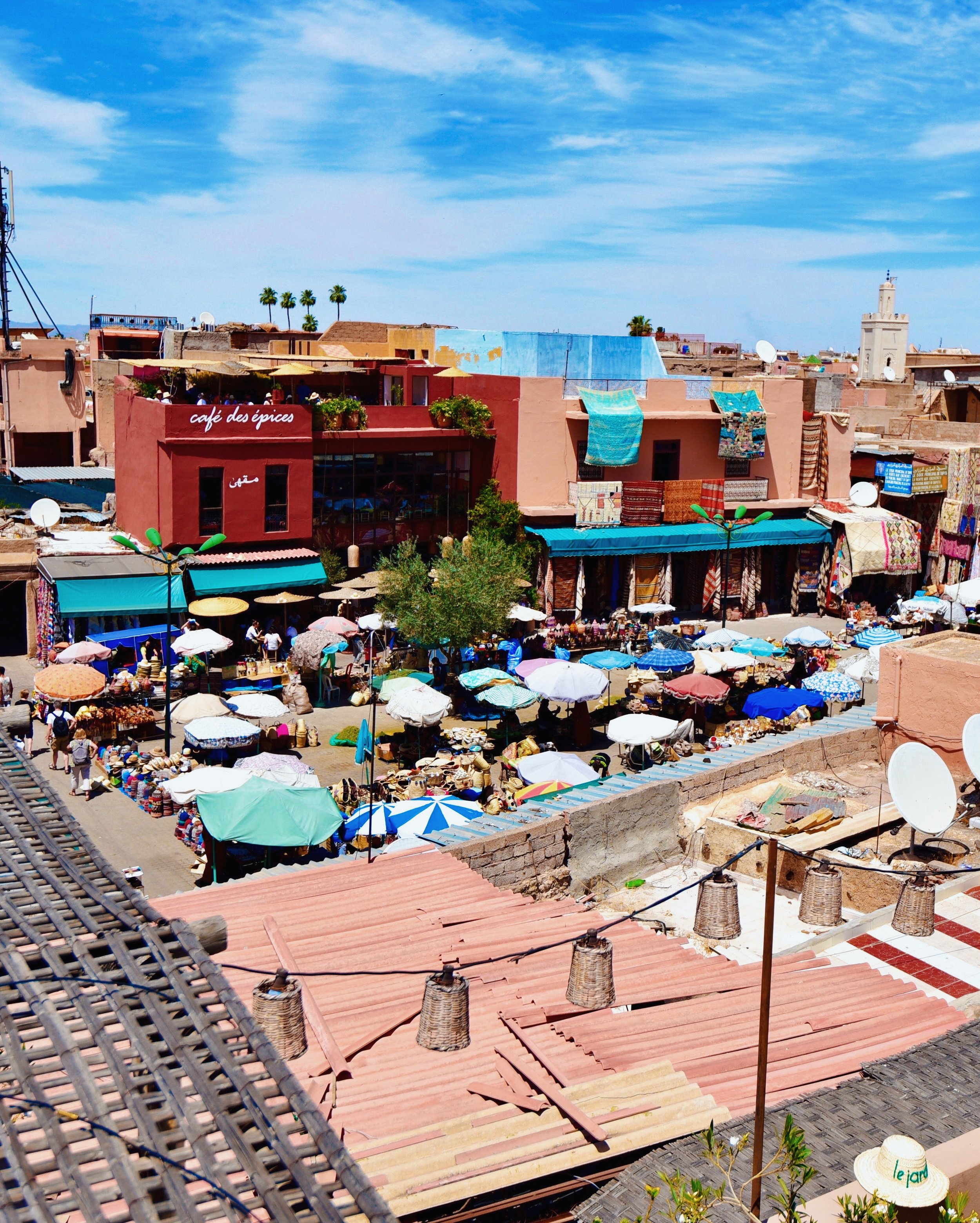 Lively Journey - Le Nomad, Marrakech