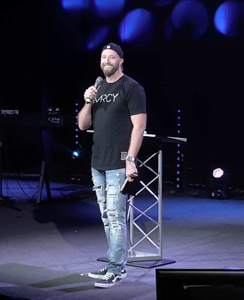 Sharing God's love from the stadiums to the prisons, I have witnessed that God is good and His mercy is beautiful. He is the Redeemer and the God of the Comeback. Don't give up, learn to forgive, and let go of the past. Look to Jesus and you will find your best days are ahead! - Clint Rogers