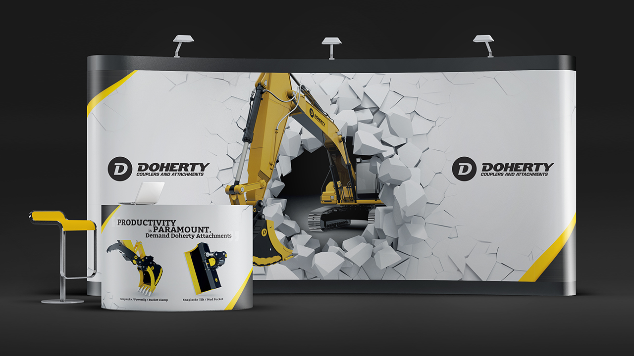 Doherty trade show