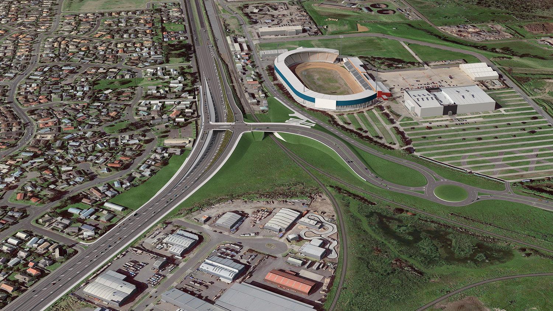 NZTA Baypark to Bayfair Link Update 2018 — BRAINCELL
