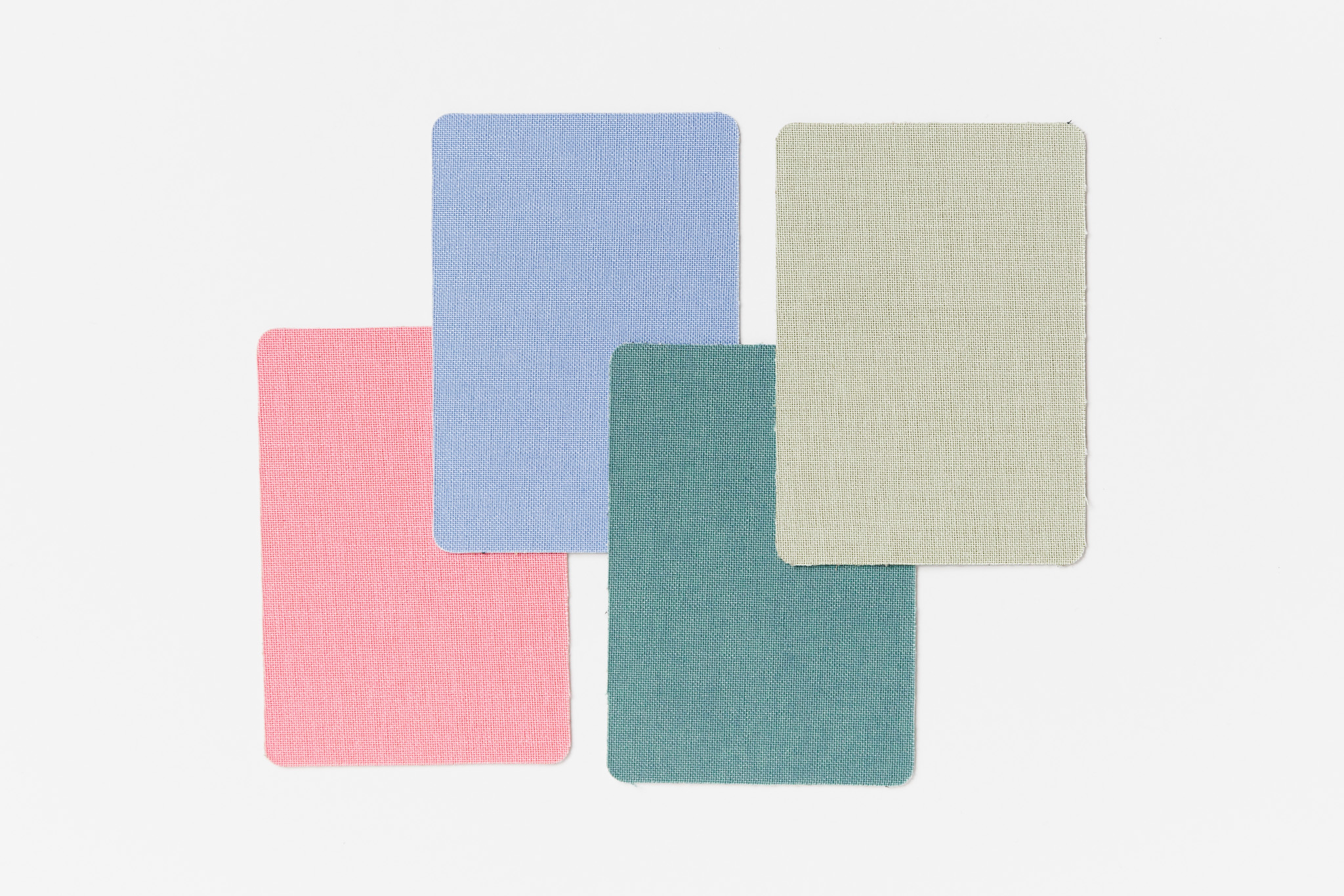Copy of book cover options - linen fabric colors