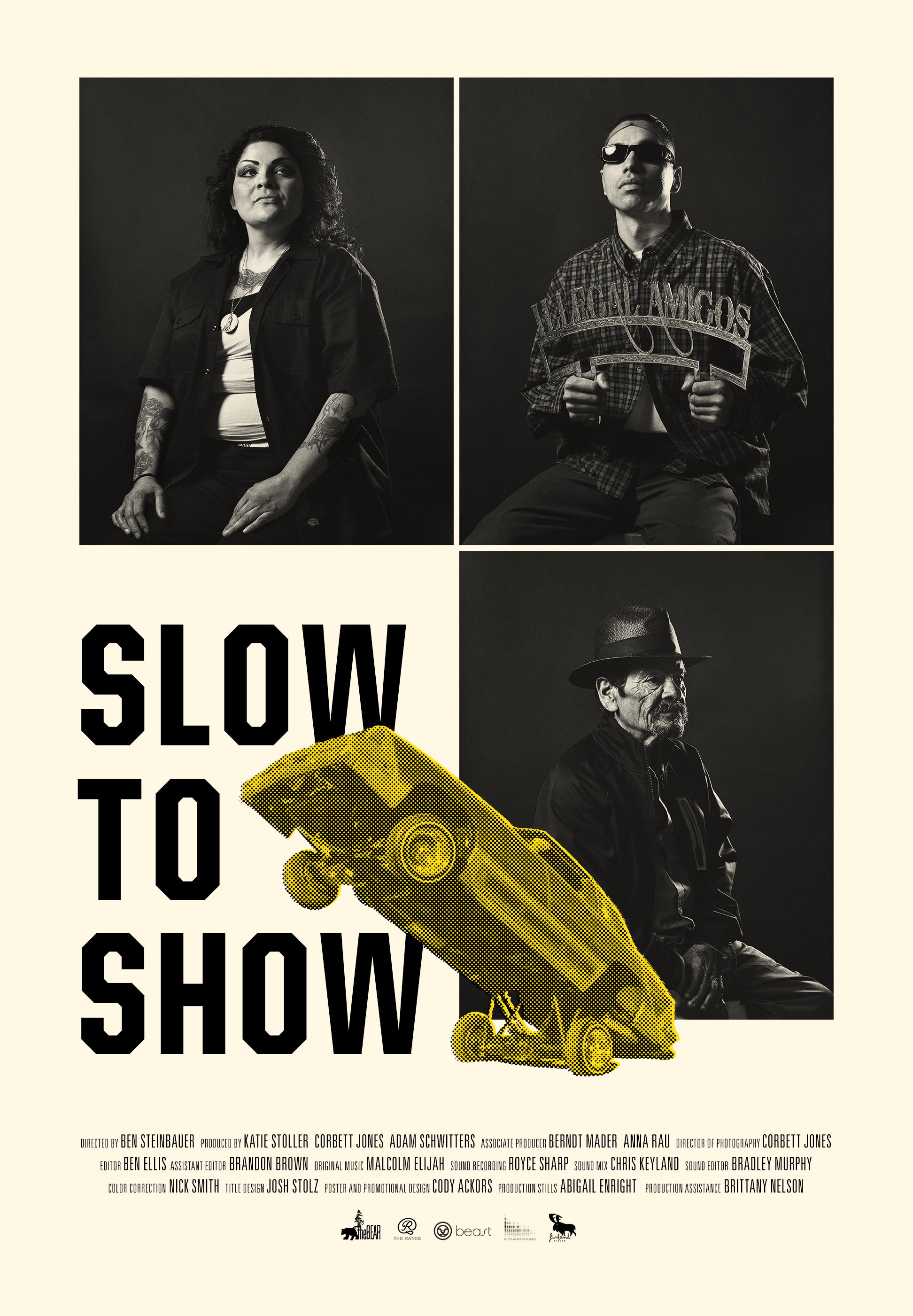 Slow to Show Poster