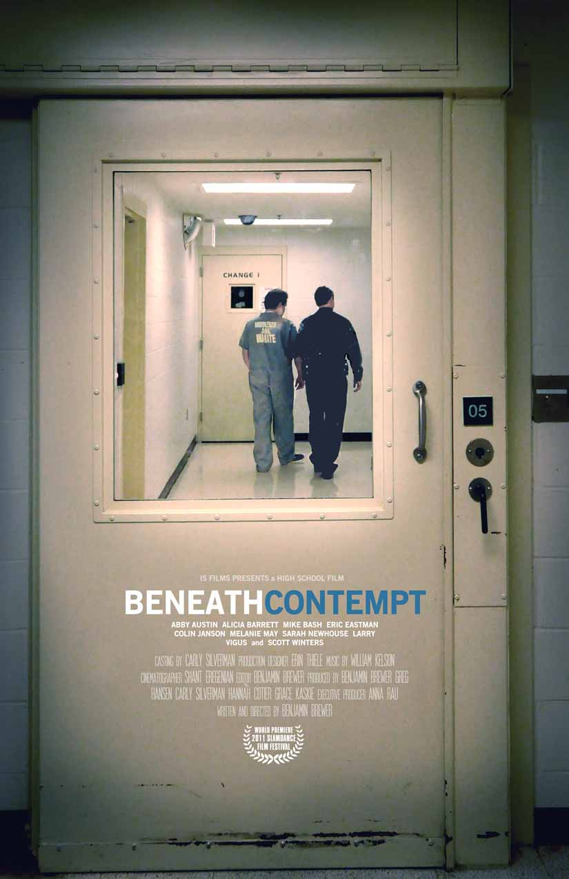 Beneath Contempt Poster