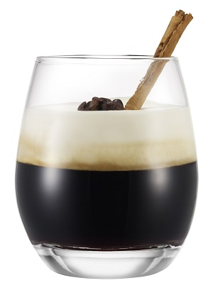 Tofka Martini - A take on the hugely popular espresso Martini.35ml Tofka - 15ml Dark Rum - 1 espresso shot - 25ml milkMethod: Shake all ingredients hard with cubes ice. Strain into a sling or latte glass and garnish with coffee beans.