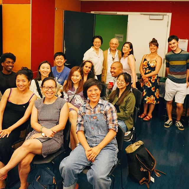 🥰🙌Congrats to all the NuWorks artists! This year's NuWorks was a tremendous success. 🎉A huge thank you to all of those who joined us and celebrated creative works together. It is always a joy to see innovative thoughts and creations from thriving young artists. 🙌✨See you next year! · · · ·#offbroadway #plays #emergingartists #panasianrep #performingarts #nuworks #diversity #theatre