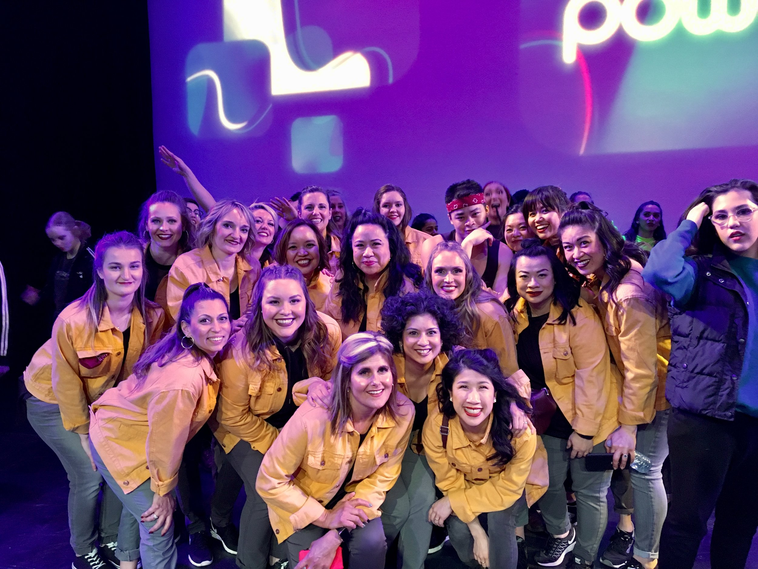 GROWN competes at Dance Power 2019