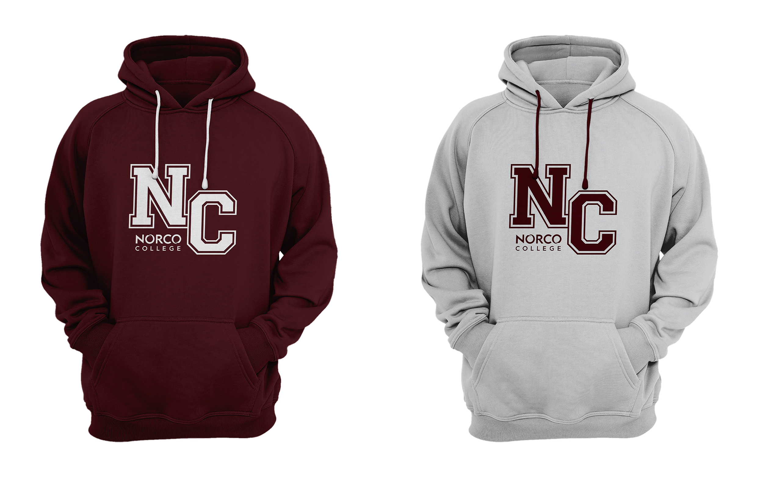 NC HOODIES with Norco College Logo.png