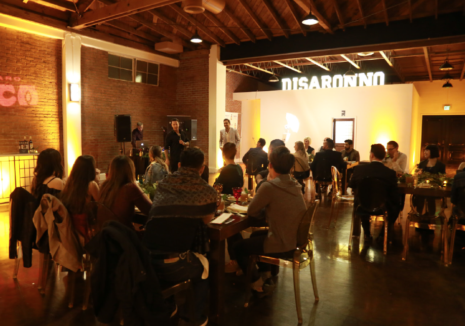 Disaronno • Industry Events, Partnerships
