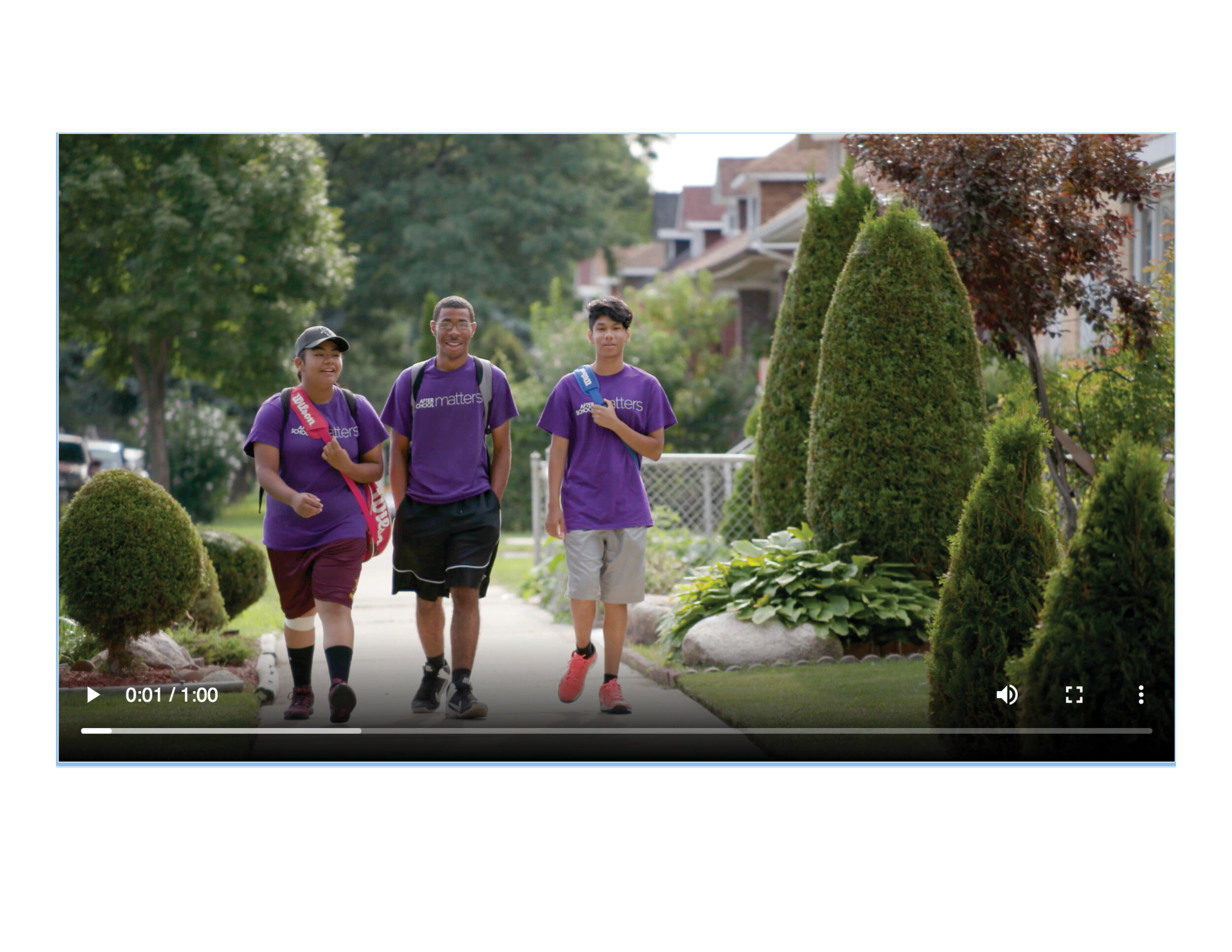 Creative Direction, Pre- production Planning - After School Matters Sizzle Reel