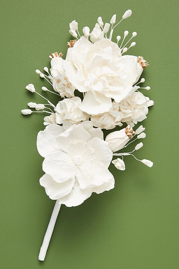 Mulberry Paper Flower Stem