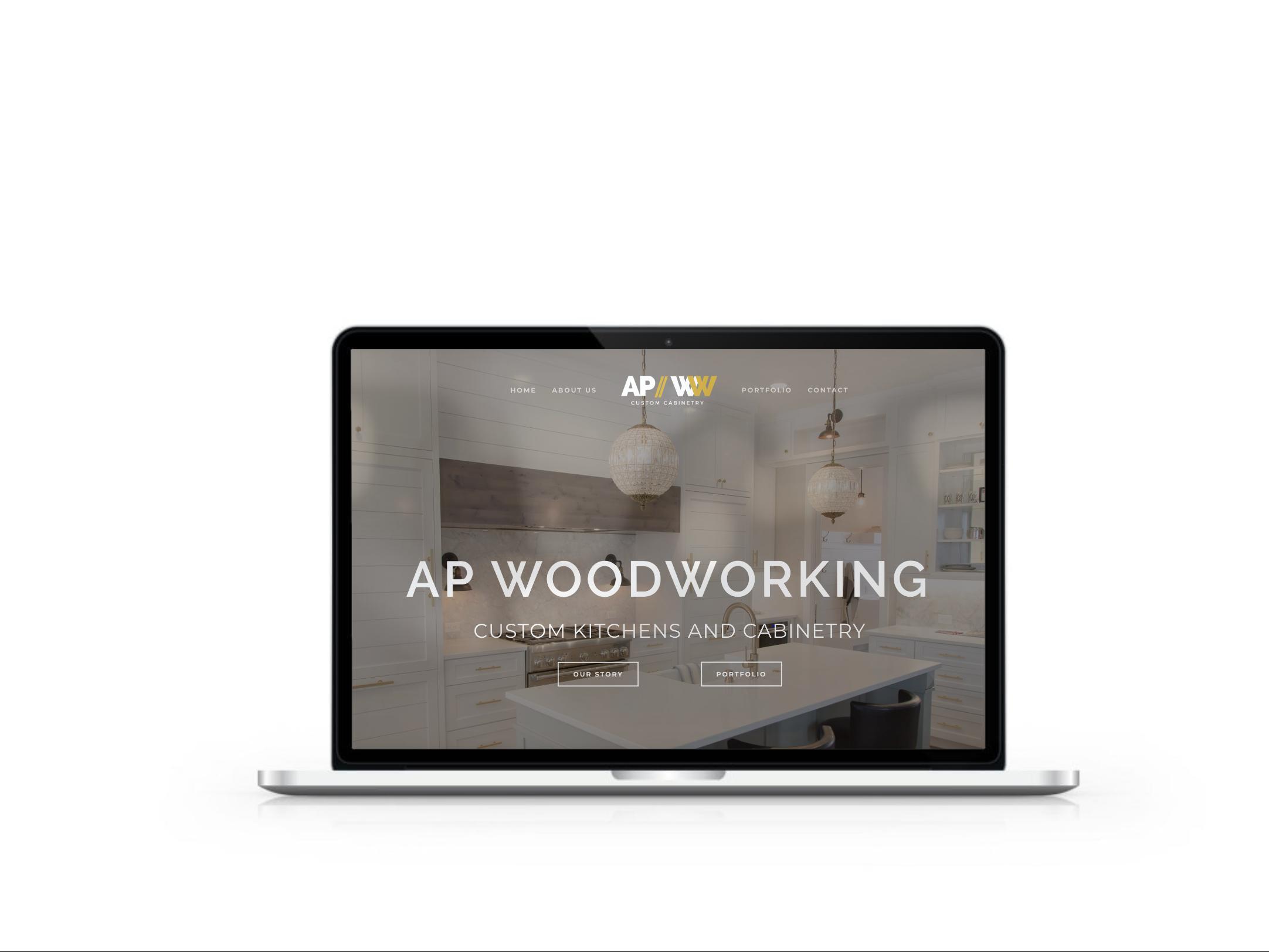 Park Creative Agency - AP Woodworking Toronto - Website Build.png