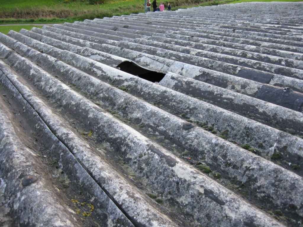 Corrugated Asbestos Cement (Super 6)