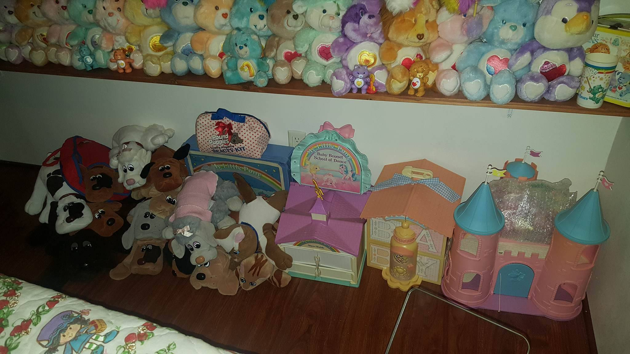 Care Bears, Pound Puppies (and Pound Kitties) - So Much 80;s
