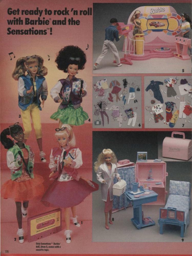Brooke - Barbie and the Sensations - wishbookweb.com