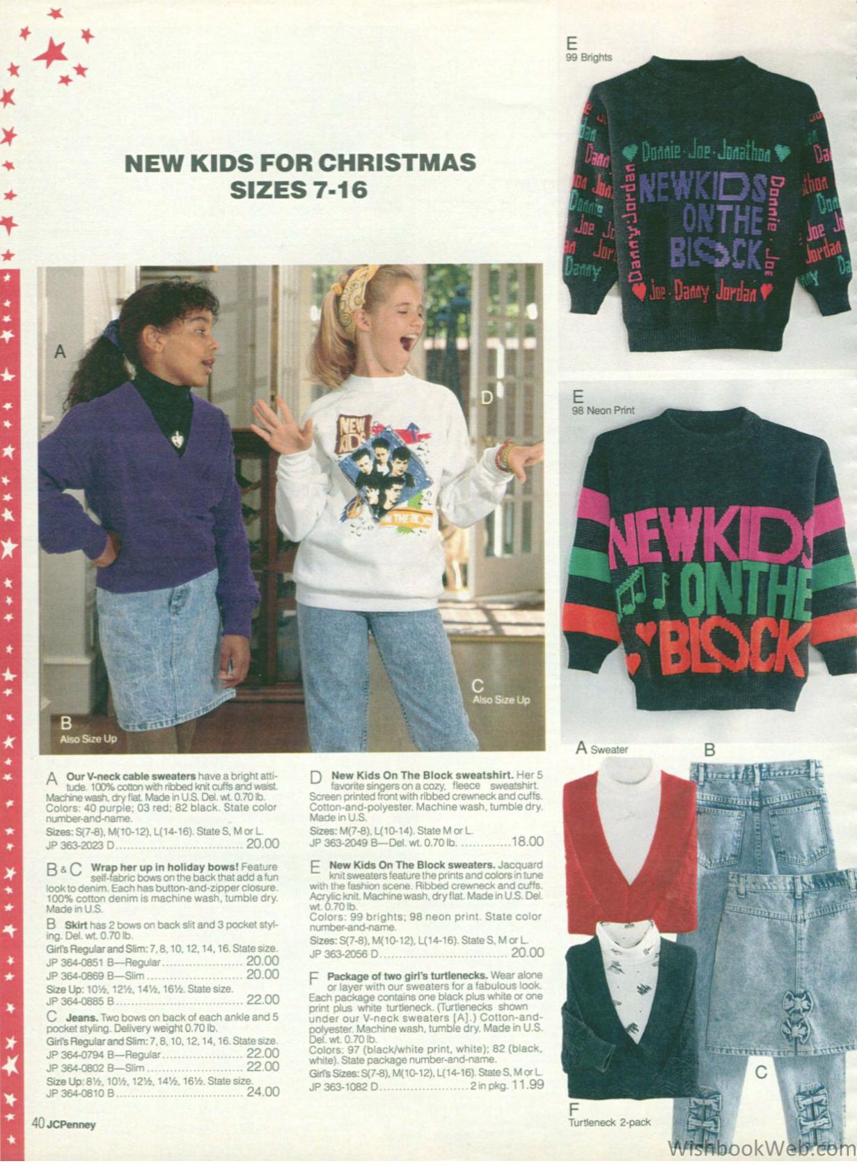 Nikki - New Kids on the Block Outfits - wishbookweb.com