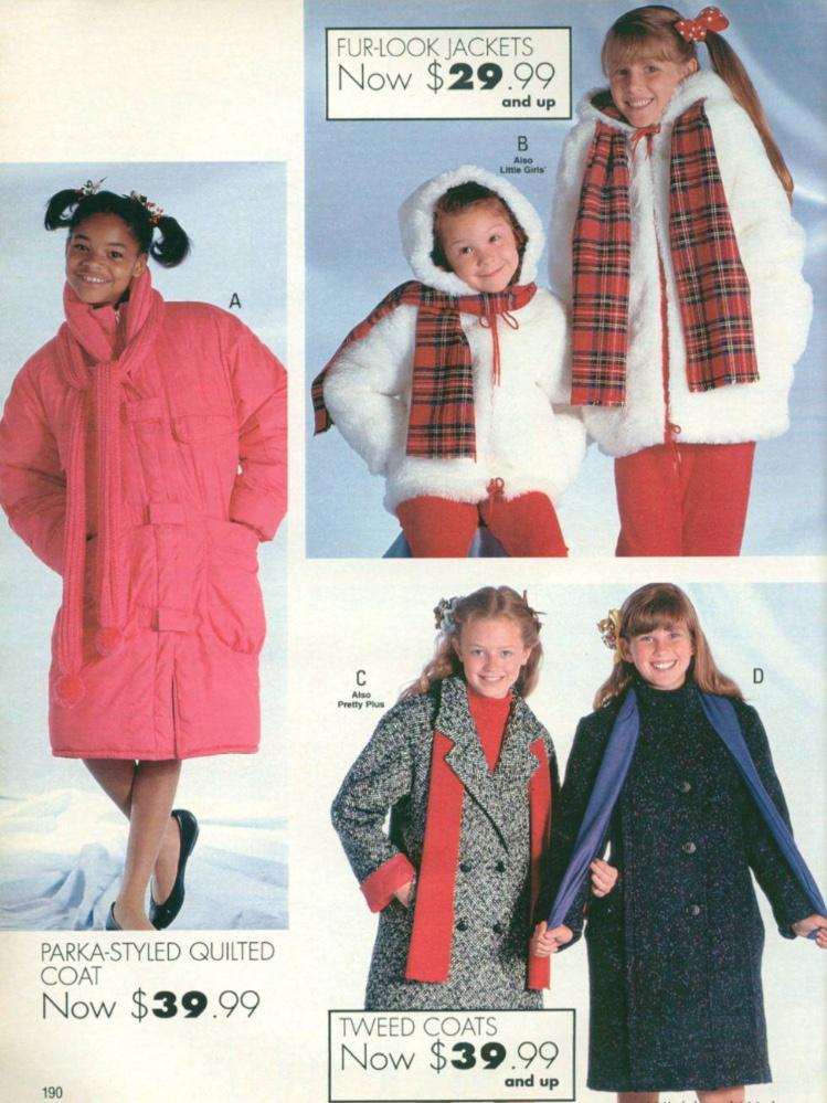 Brooke - Tweed Coat - wishbookweb.com