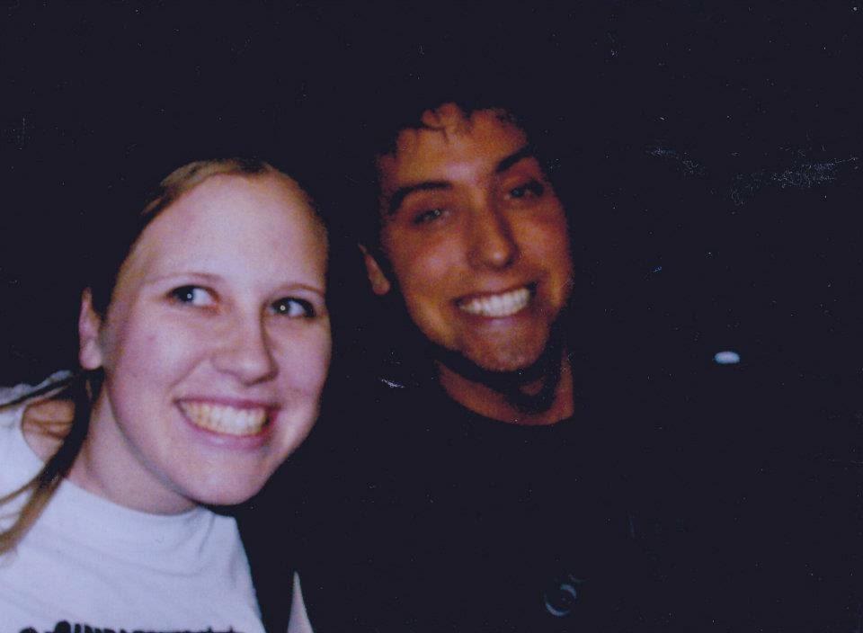 Stephanie and Lance 2004
