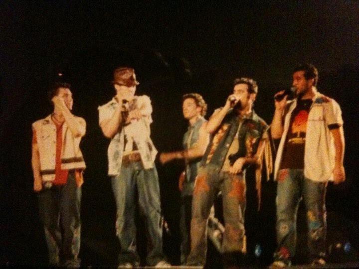 Celebrity Tour 2002